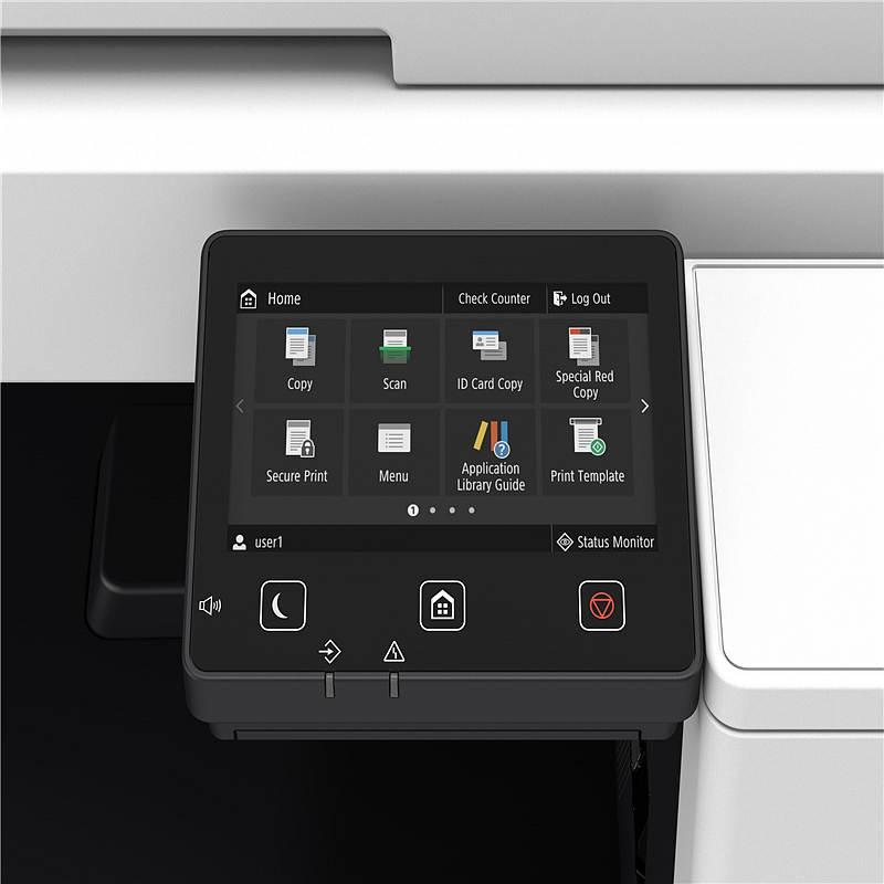 佳能IR C3125彩色激光复合机(含输稿器、双纸盒、工作台)白色A3(台)