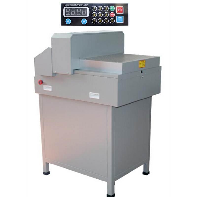 电动数控切纸机 DC-8546K A3幅面 标书 文件 书籍裁纸机 切纸刀(台)