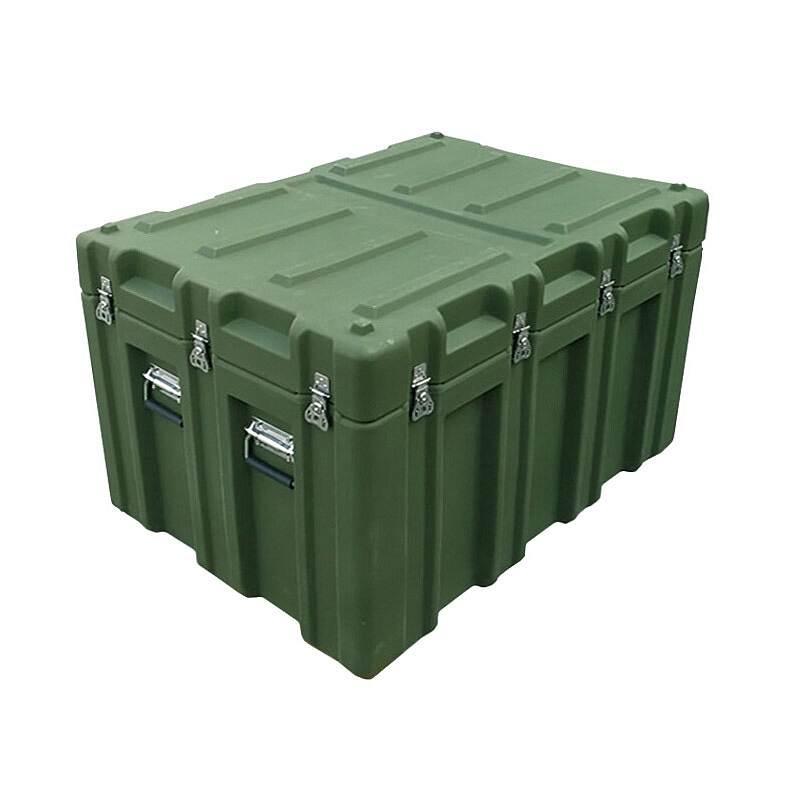 丛林狐830*530*560(mm)便携式军绿色多功能器材箱(个)